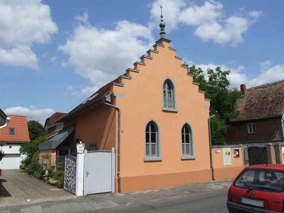 Synagogue Erfelden